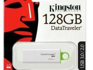 USB Flash Ram 128GB Kingston DTIG4 USB 3-0